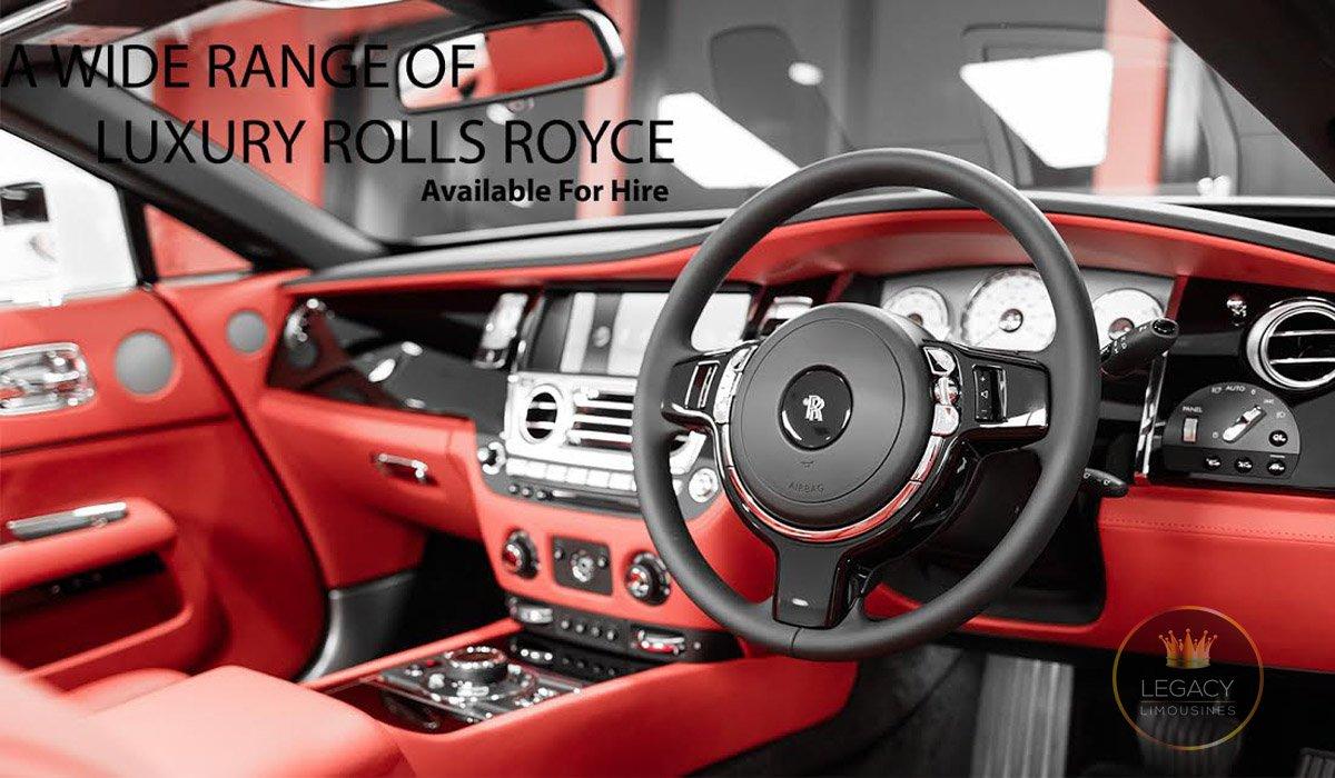Rolls Royce Wedding Cars